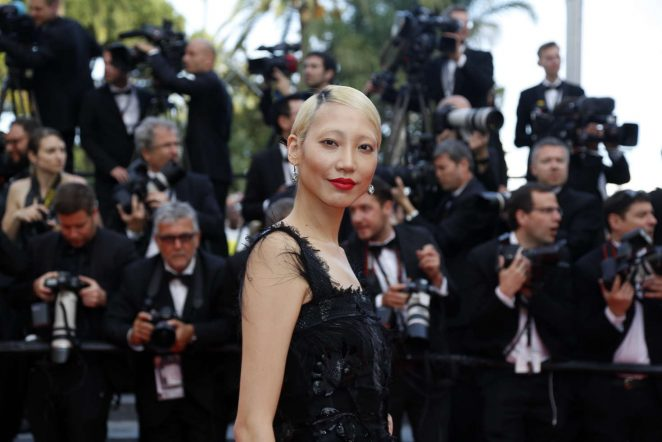 Soo Joo Park: The Unknown Girl Premiere at 2016 Cannes Film Festival -07