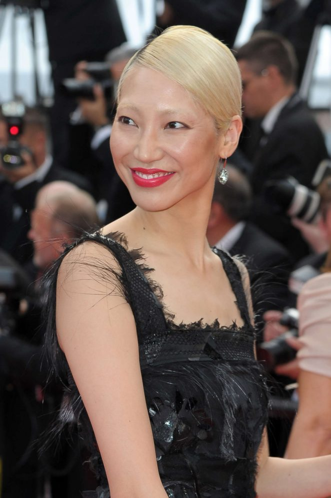Soo Joo Park: The Unknown Girl Premiere at 2016 Cannes Film Festival -08