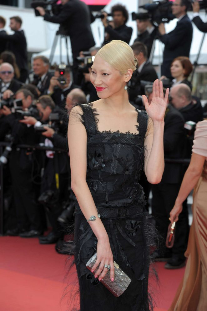 Soo Joo Park: The Unknown Girl Premiere at 2016 Cannes Film Festival -09