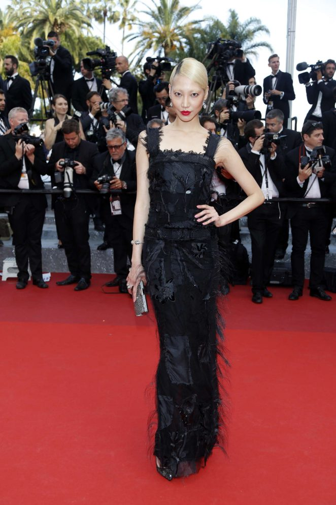 Soo Joo Park: The Unknown Girl Premiere at 2016 Cannes Film Festival -11