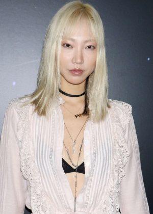 Soo Joo Park - Zadig avd Voltaire Fashion Show 2018 in NY