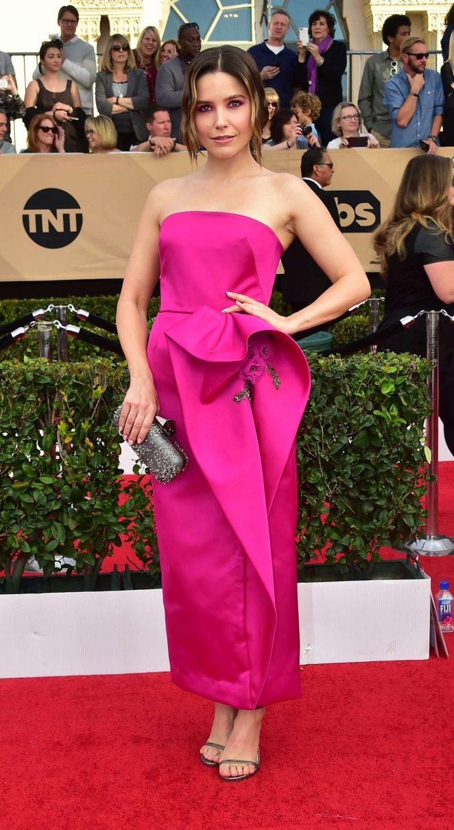 Sophia Bush: 2017 Screen Actors Guild Awards -05 - GotCeleb