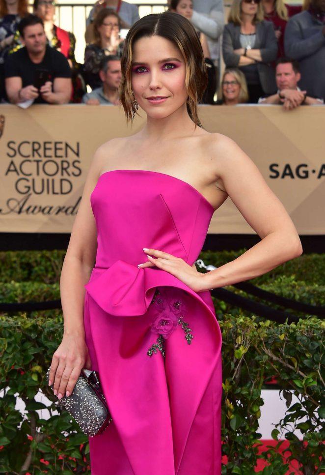 Sophia Bush - 2017 Screen Actors Guild Awards in Los Angeles