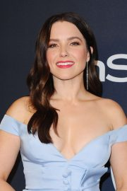 Sophia Bush - 2020 InStyle and Warner Bros Golden Globes Party in Beverly Hills