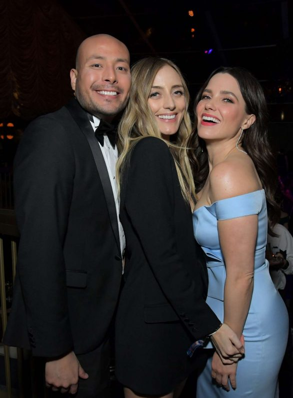 Sophia Bush - 2020 Netflix Golden Globes After Party in Los Angeles