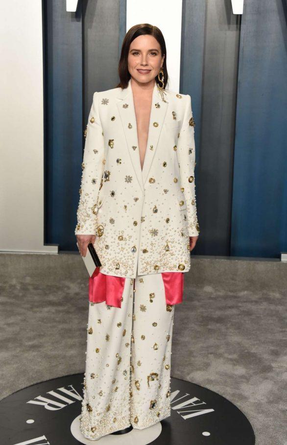 Sophia Bush - 2020 Vanity Fair Oscar Party in Beverly Hills