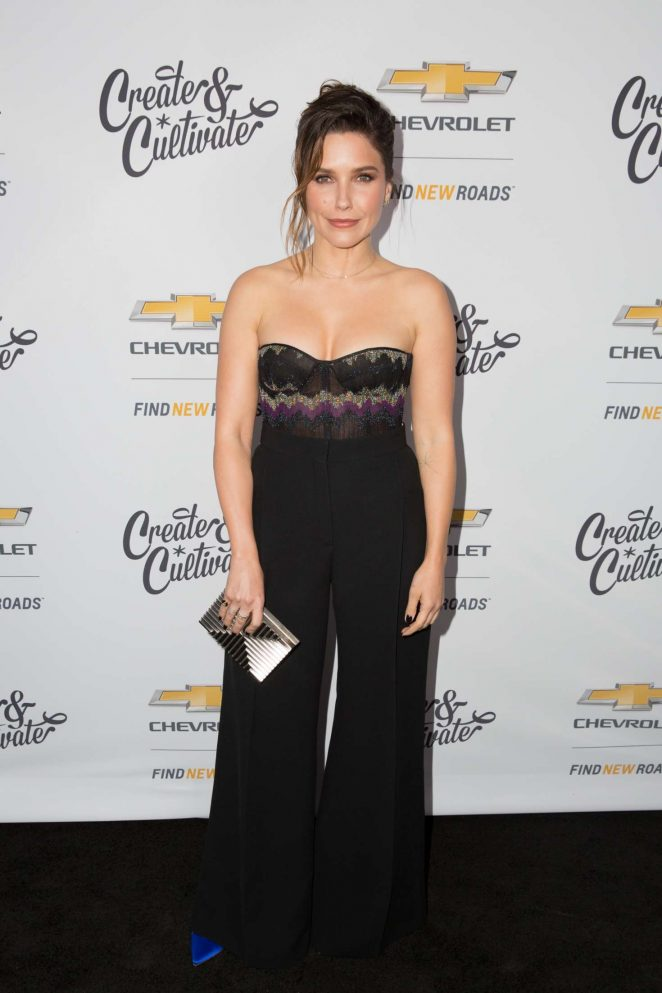 Sophia Bush - Create and Cultivate and Chevrolet Host Create and Cultivate 100 in Culver City