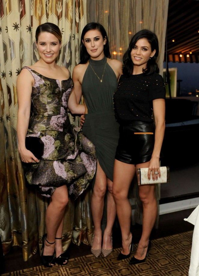 Sophia Bush: Glamours June Success Issue Dinner -01