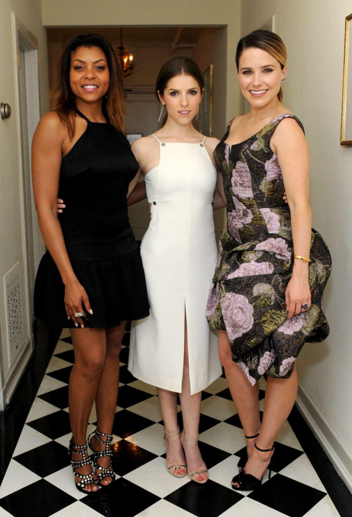 Sophia Bush: Glamours June Success Issue Dinner -03