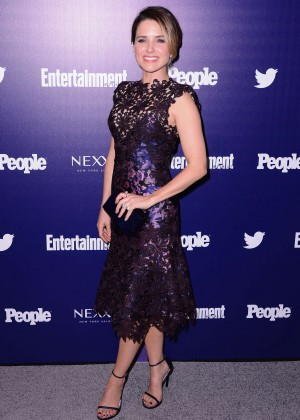 Sophia Bush - Entertainment Weekly And PEOPLE Celebrate The NY Upfronts in NY