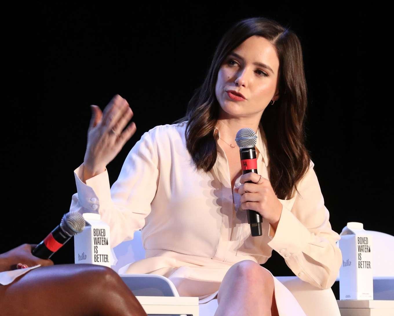 Sophia Bush - Forbes 30 Under 30 Summit in Detroit