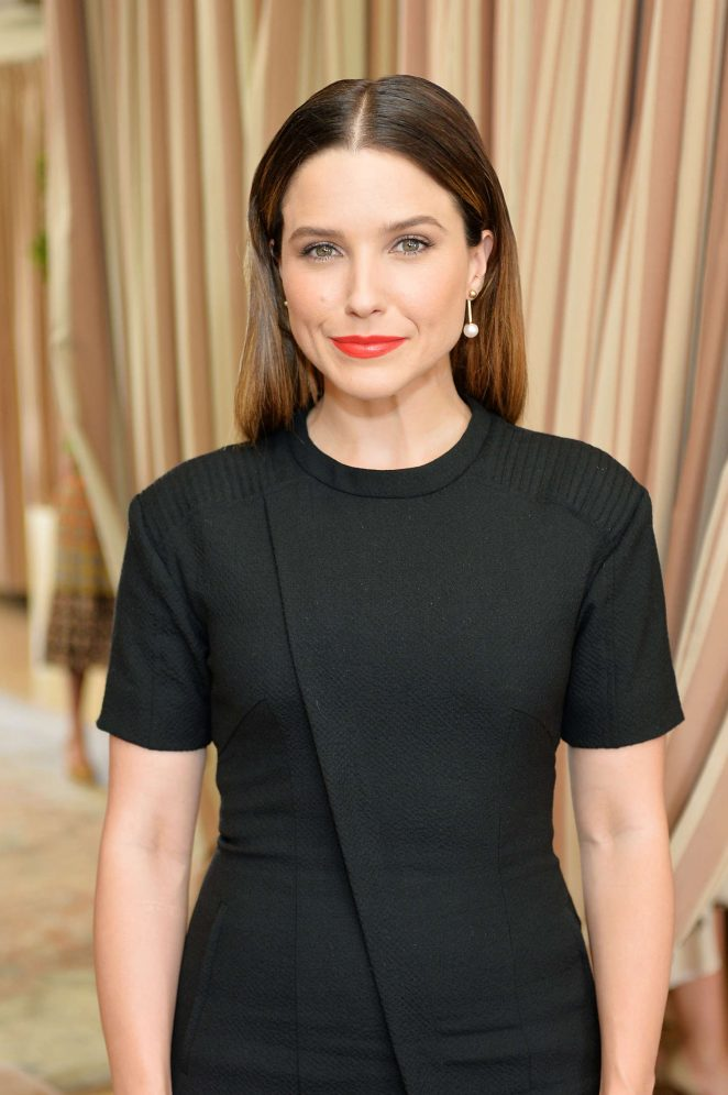 Sophia Bush - Power Players in Hollywood & Politics Lunch in West Hollywood
