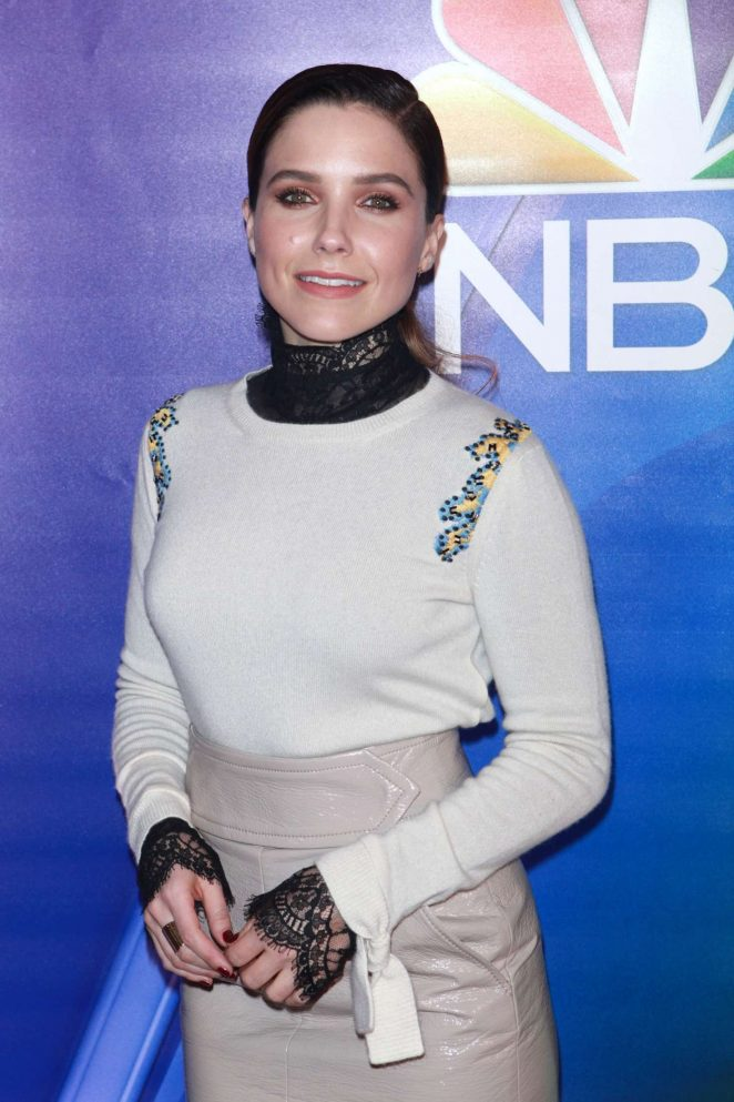 Sophia Bush – NBC Mid Season Press Day in New York