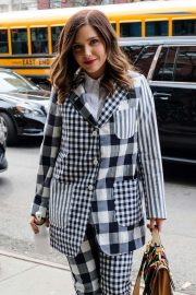 Sophia Bush - Out and about in NYC