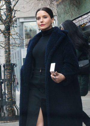 Sophia Bush - Out in New York
