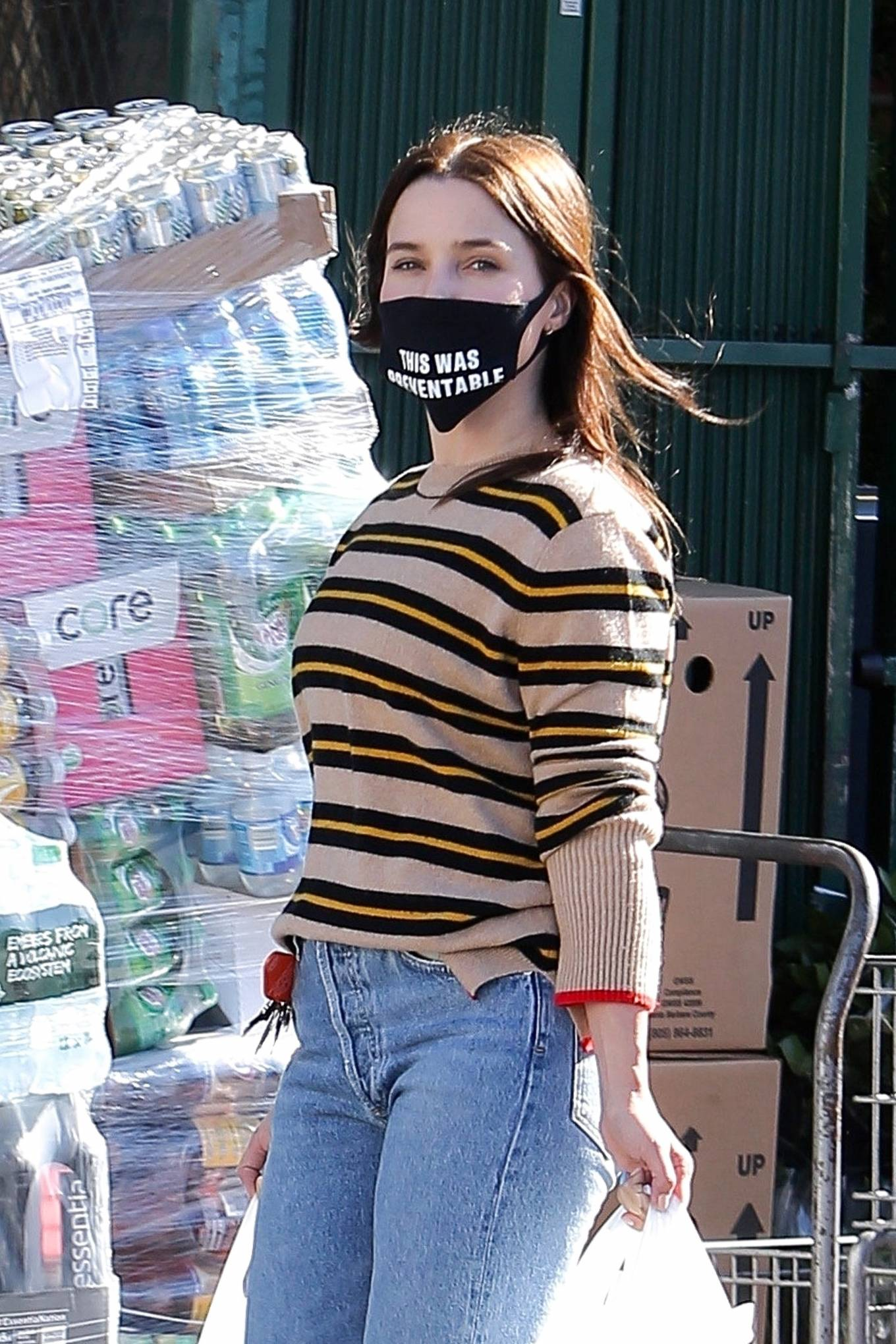 Sophia Bush - Out in West Hollywood