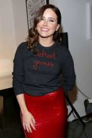 Sophia Bush - Quest Loves Food For Fashion Tech Forum in NYC