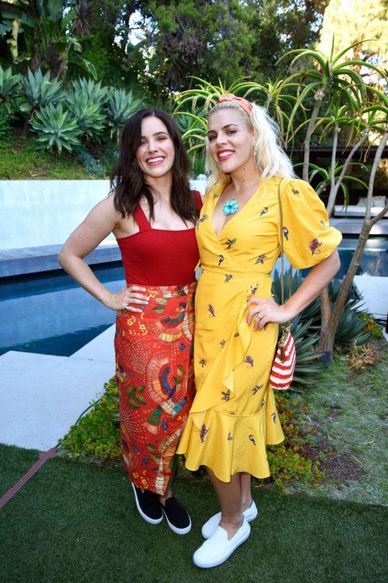 Sophia Bush - Rothy's Conscious Cocktails Event in LA