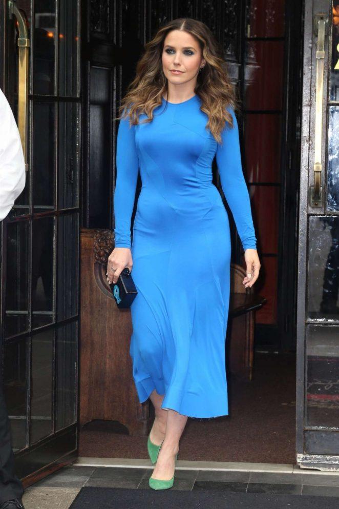 Sophia Bush - Seen leaving the Bowery Hotel in New York