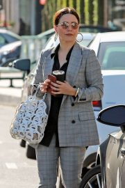 Sophia Bush - Shopping on Melrose Place in West Hollywood