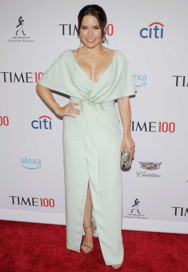 Sophia Bush: TIME 100 Gala 2019 -02