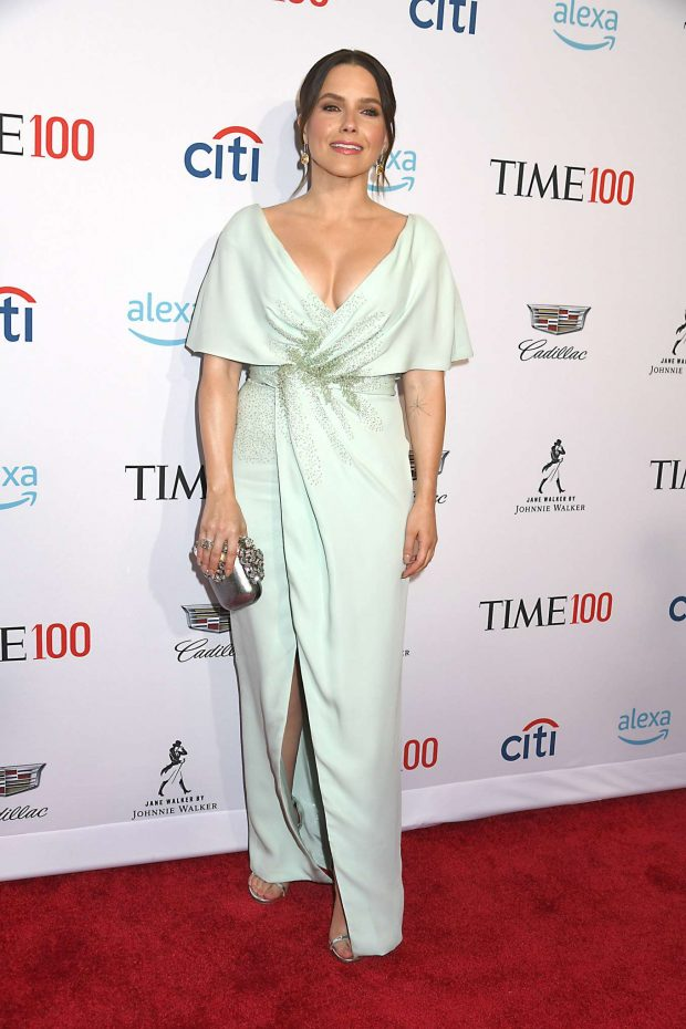 Sophia Bush: TIME 100 Gala 2019 -05