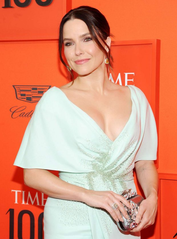 Sophia Bush - TIME 100 Gala 2019 in NYC