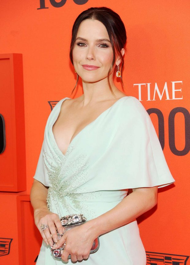 Sophia Bush: TIME 100 Gala 2019 -12
