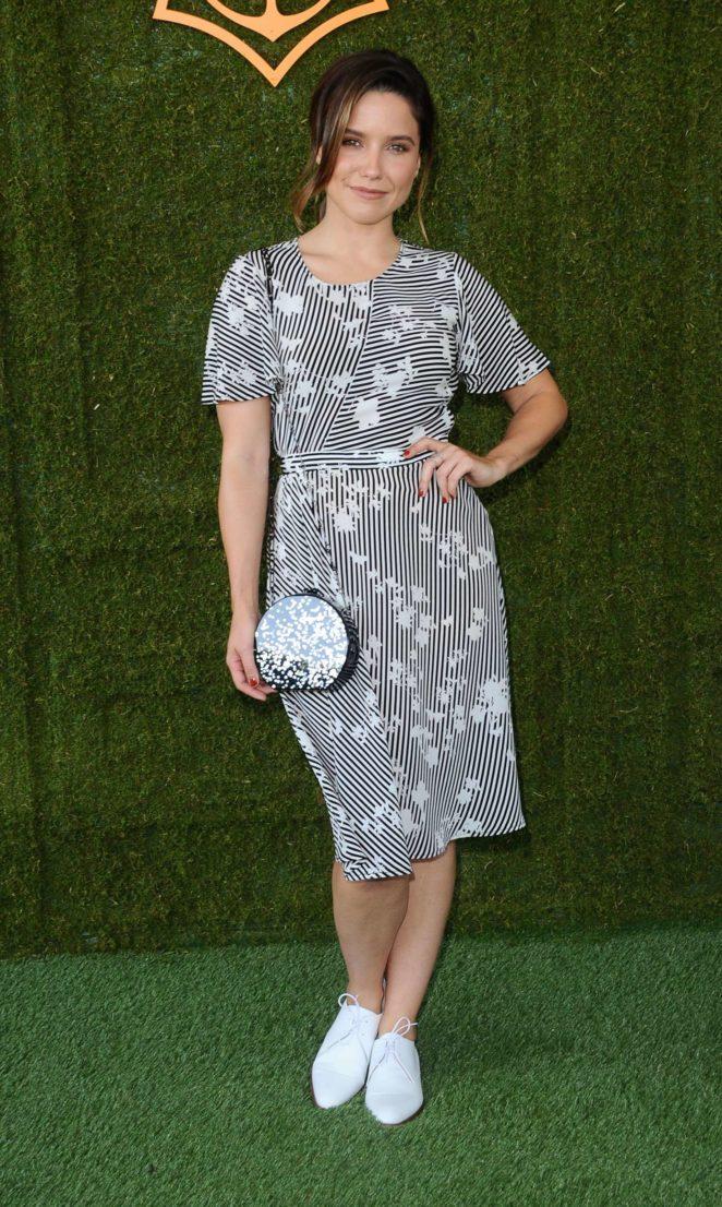 Sophia Bush: Veuve Cliquot Polo Classic in LA -02