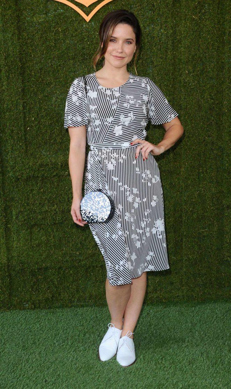 Sophia Bush: Veuve Cliquot Polo Classic in LA -06