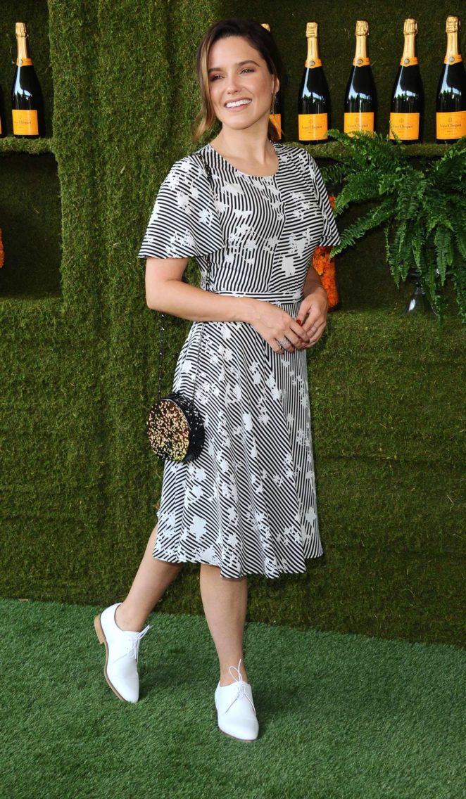 Sophia Bush: Veuve Cliquot Polo Classic in LA -07
