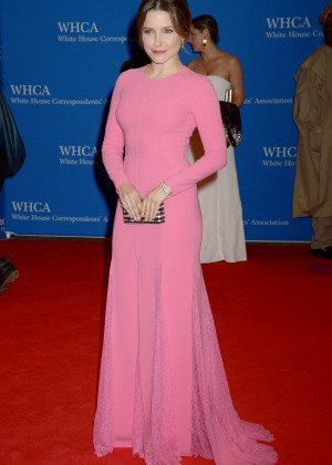 Sophia Bush - White House Correspondents Dinner in Washington