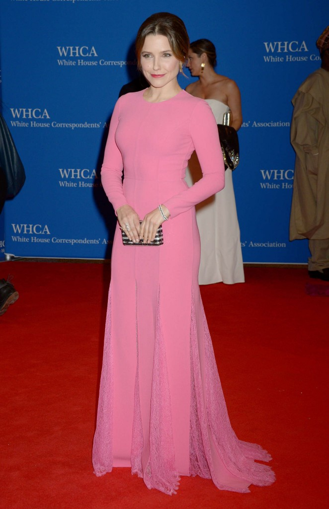 Sophia Bush White House Correspondents Dinner 01 Gotceleb