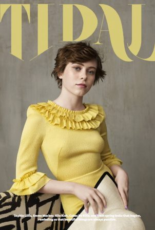 Sophia Lillis for Tidal Cover Magazine 2020