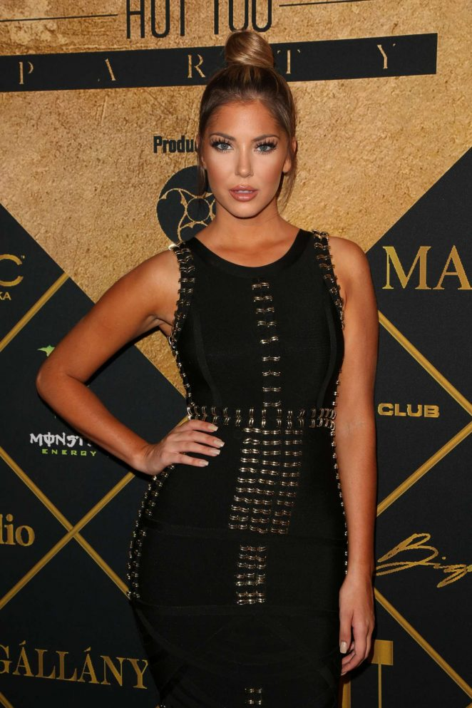 Sophia Pierson - 2016 Maxim Hot 100 Party in Los Angeles