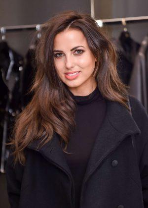 Sophia Smith - Giuseppe Zanotti Design Flagship Store Opening in London