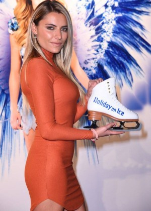 Sophia Thomalla - Holiday On Ice Gala in Stuttgart