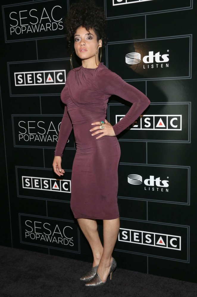 Sophia Urista - 2016 SESAC Pop Music Awards in New York