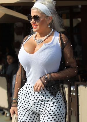Sophia Vegas Wollersheim - Out in Beverly Hills