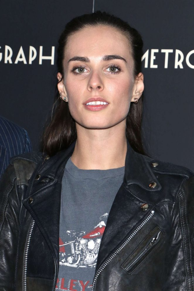 Sophie Auster – Metrograph 1st Year Anniversary Celebration in NY