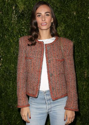 Sophie Auster - Through Her Lens The Tribeca Chanel Women's Filmmaker Program Celebration in NY