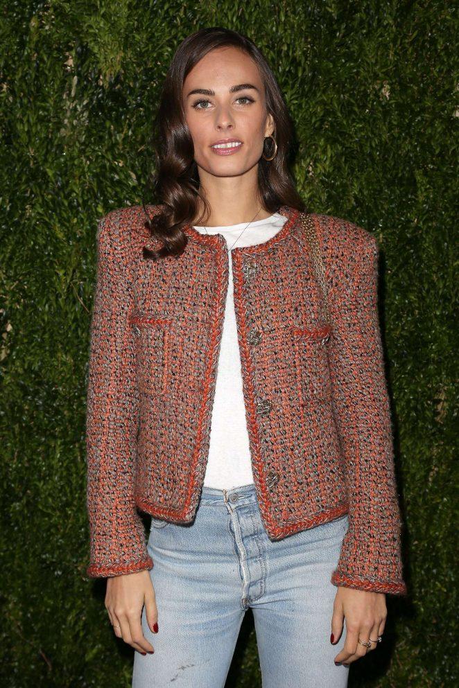 Sophie Auster - Through Her Lens The Tribeca Chanel Women's Filmmaker Program Celebration in NY