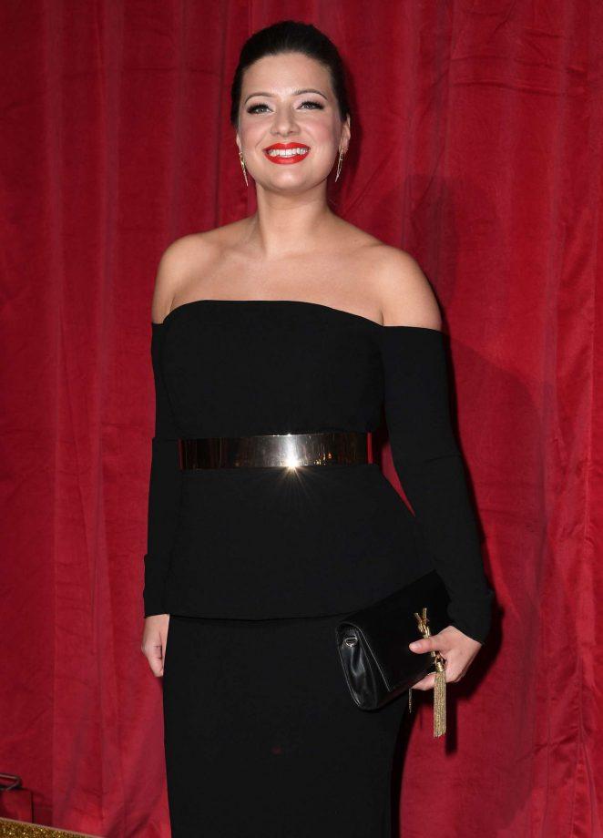 Sophie Austin - British Soap Awards 2016 in London