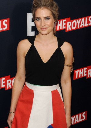 "Sophie Colquhoun - ""The Royal"" Premiere in NYC"
