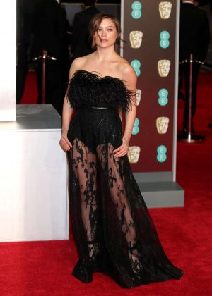Sophie Cookson - 2018 BAFTA Awards in London