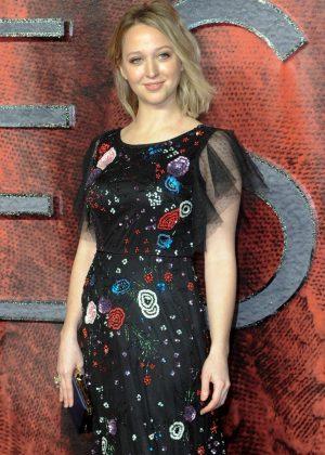 Sophie Cox - 'Mortal Engines' Premiere in London