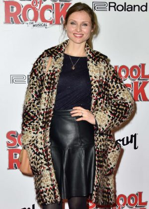 Sophie Ellis-Bextor - 'School of Rock' Musical VIP Night in London
