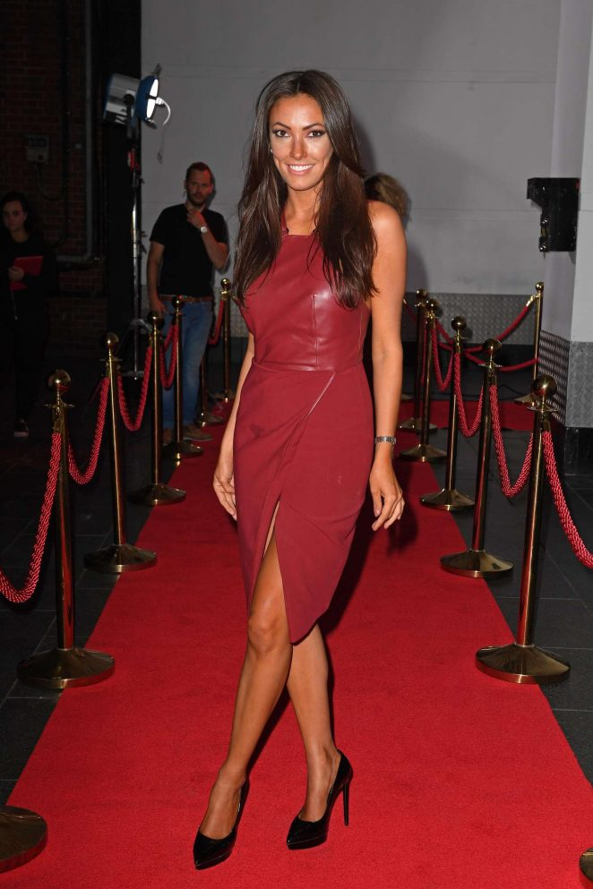 Sophie Gradon: Love Island Heading Home Wrap Party -03