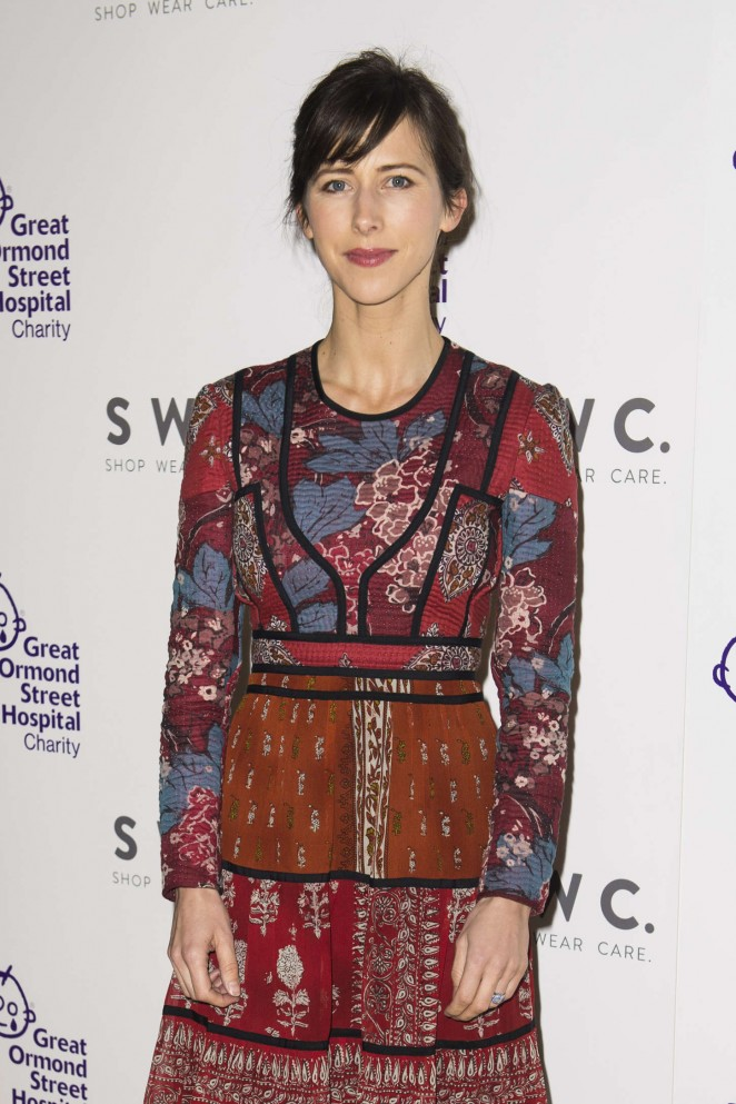 Sophie Hunter - Shop Wear Care In Aid Of Great Ormond Street Hospital Children's Charity in London