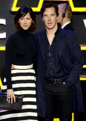 Sophie Hunter - 'Star Wars: The Force Awakens' Premiere in London